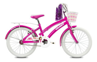 Bicicleta Infantil Olmo Tiny Dancers Rod 20 - Star Cicles