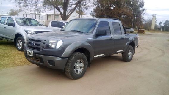Ford Ranger C. Doble Xl Plus 4x4 3.0t Diesel