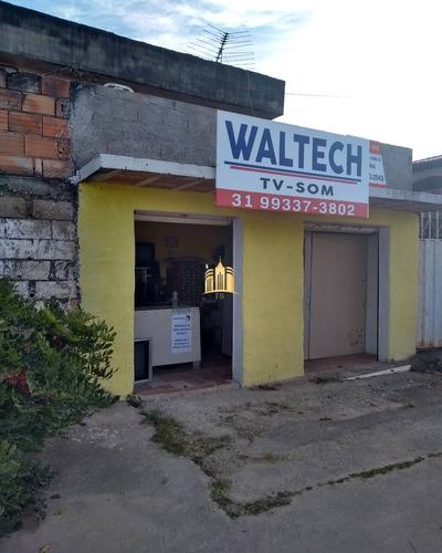 Imagem 1 de 28 de Casa No Bairro Santa Quiteria - Esmeraldas - Ca00258 - 68126288