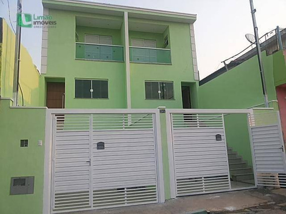 Sobrado Residencial À Venda, Freguesia Do Ó, São Paulo. - So0122