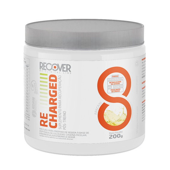 Recharged Abacaxi 200g - Recover