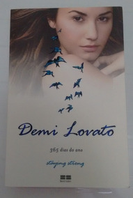 Livro: Demi Lovato 365 Dias Do Ano