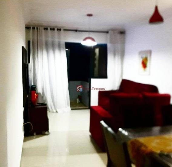 Apartamento Com 3 Dormitórios, 1 Suite, 2 Vagas Venda, 65 M² Por R$ 410.000 - Vila Esperança - São Paulo/sp - Ap4208