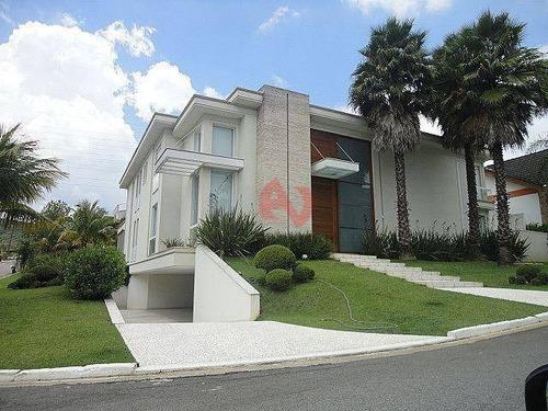 Imagem 1 de 30 de Casa Com 5 Dormitórios À Venda, 1000 M² Por R$ 20.000.000,00 - Alphaville - Santana De Parnaíba/sp - Ca1252