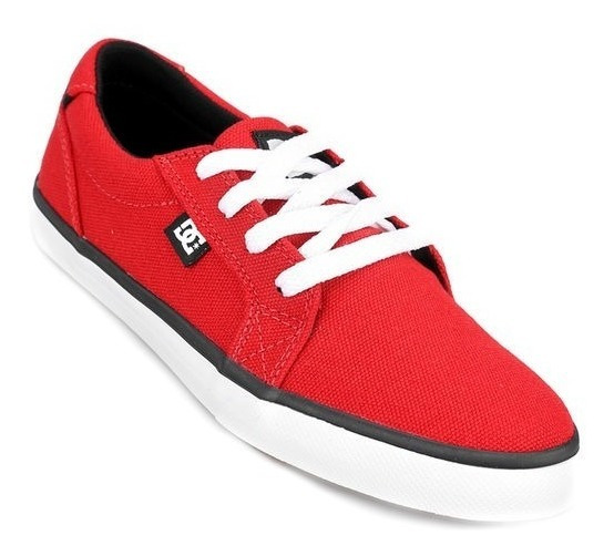 Zapatillas Dc Council Tx Para Niño 17150009 Cro