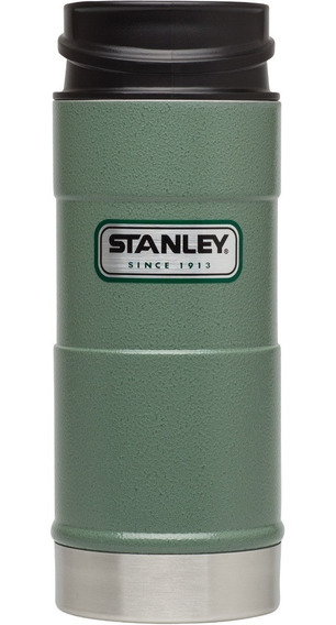 Vaso Termico Stanley Acero Inoxidable Termo One Hand 354 Ml