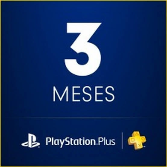 Psn Plus 3 Meses Ps4
