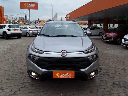 Imagem 1 de 9 de Fiat Toro 1.8 16v Evo Flex Freedom At6