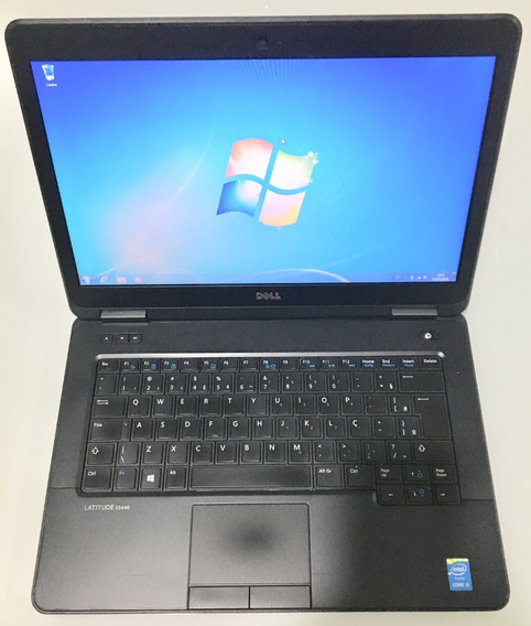Notebook Dell Latitude E5440 Core I5-4210u 1.70ghz 2.40ghz