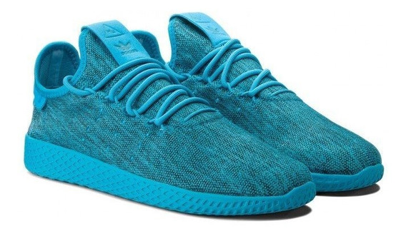 adidas Pharrel Williams Para Dama Azules