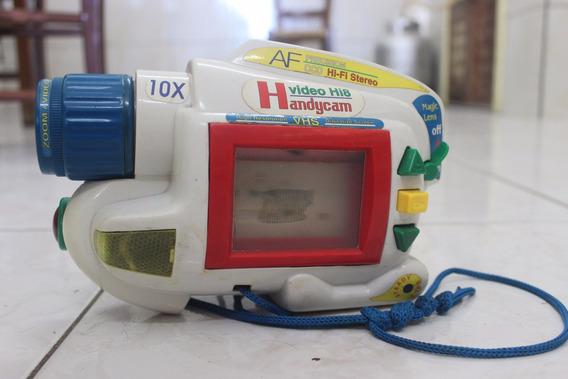 Filmadora De Brinquedo Antiga