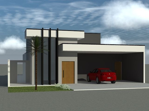 Imagem 1 de 5 de Casa Com 3 Dormitórios À Venda, 144 M² Por R$ 680.000,00 - Condomínio Terras Do Vale - Caçapava/sp - Ca1789