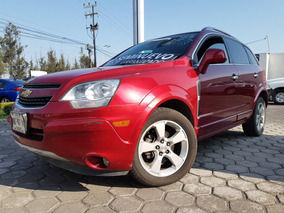 Chevrolet Captiva 2.4 Ls Piel At