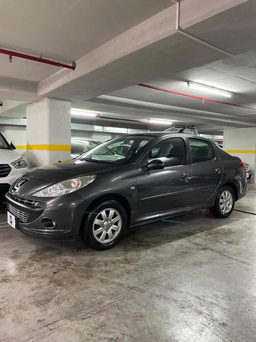 Peugeot 207 1.4 Sedan Xs 2011 Gnc Sepautos