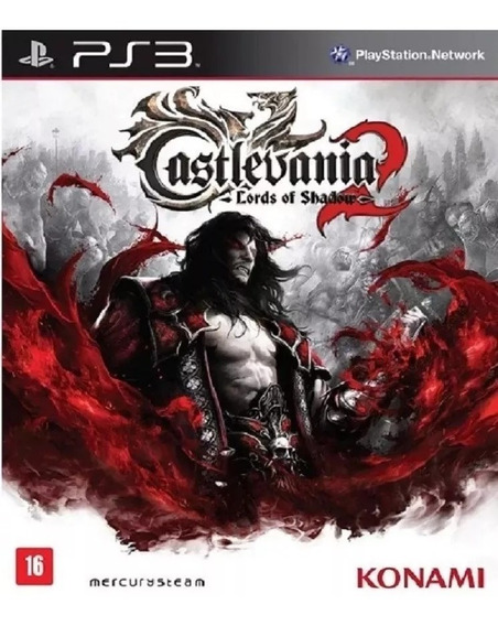 Castlevania 2 Lord Of Shadow 2 Legendas Portugues Jogos Ps3