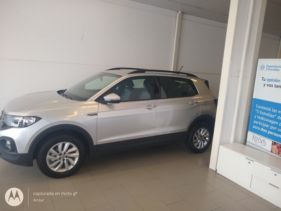 Volkswagen Tcross Trendline Manual 2019 Cm.