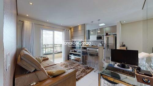 Apartamento Á Venda 2 Dorms, Parque Independência - R$ 425 Mil - V2036