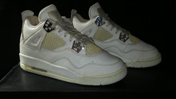 Nike Air Jordan Iv Talla 4y Us 23cm