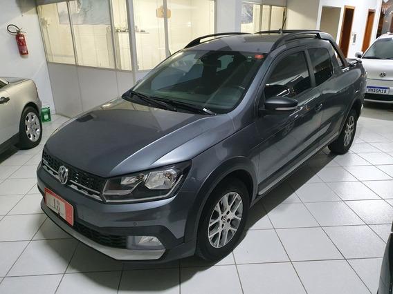 Vw - Volkswagen Saveiro Cross 1.6 T.flex 16v Cd 2018