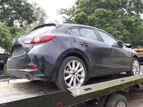 Mazda 3 2017 Gt Refacciones Solo En Partes.