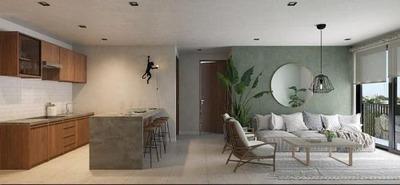 Departamento Venta Playa Del Carmen Urban Tower $235,000 Usd Marjos E1