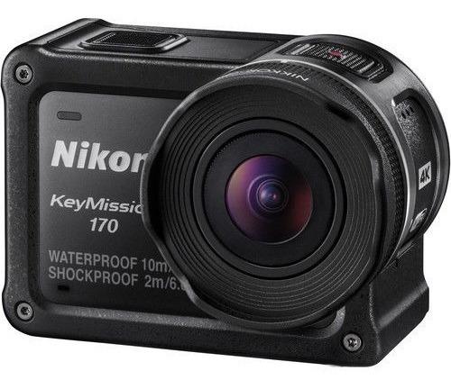 Câmera De Ação Nikon Keymission 170 Utra Hd 4k .