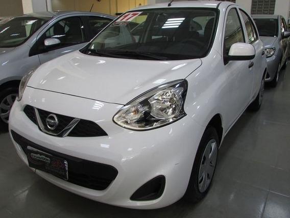 Nissan March S 1.0 16v Flex, Pzd1820