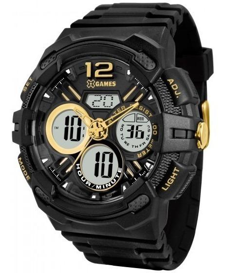 Relógio Xgames Xmppa126 P2px Masculino Anadigi - Loja Refinado