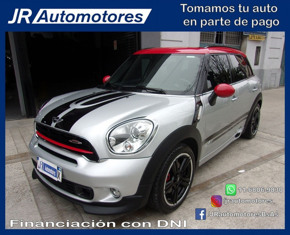 Mini John Cooper Countryman Jwc At Full 2016 Jr Automotores