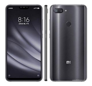 Xiaomi Mi 8 Mi8 Lite 64gb Global Capa+pelicula Envio Já