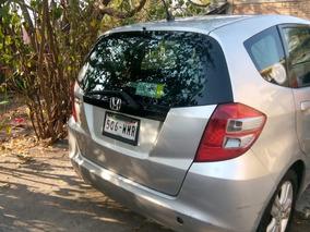 Honda Fit Ex At Ba Cvt