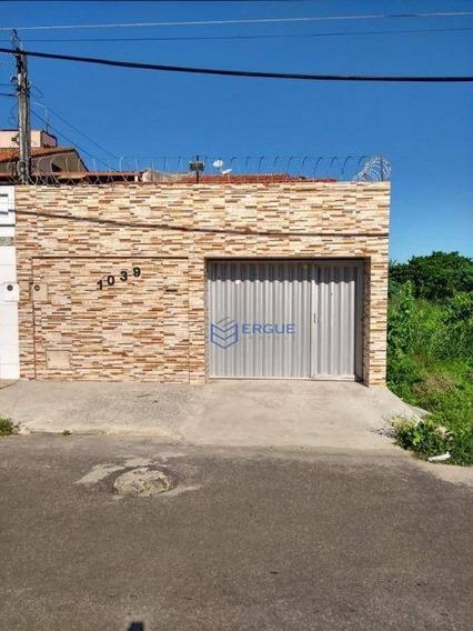 Casa Duplex De Alta Padrão Na Sapiranga,4 Quartos Sendo 3 Suítes,2 Salas,cozinha Dependência De Empregada,varanda,churrasqueira,garagem P/04 Garros!! - Ca0898