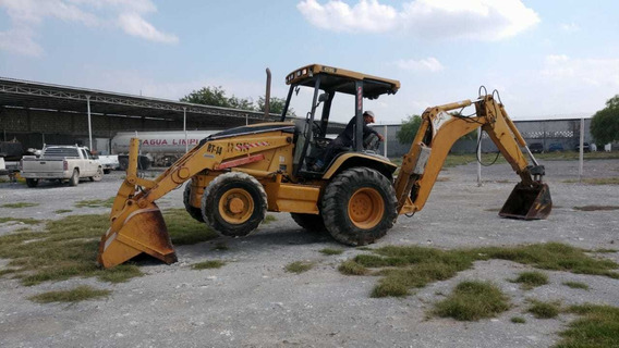 Retroexcavadora Caterpillar 2006 Mod 420d 4x4 Con Extension