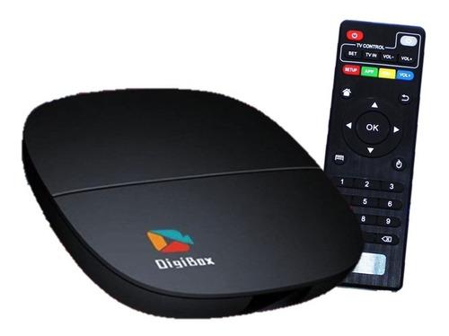Digibox Smartv Convierte Tu Tv Puerto Usb Delivery