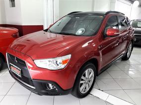 Mitsubishi Asx Automatica Couro Teto Placa I 2.0 Awd Cvt 5p