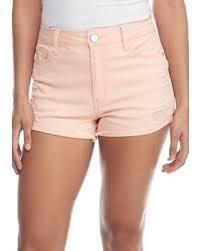 Mini Short Dama Juvenil Talla 27 Americano Macy