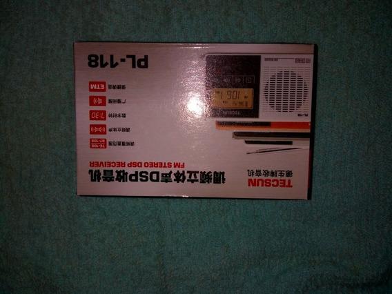 Rádio Tecsun Pl-118