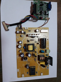 Placa Completa Monitor Aoc 2036sa