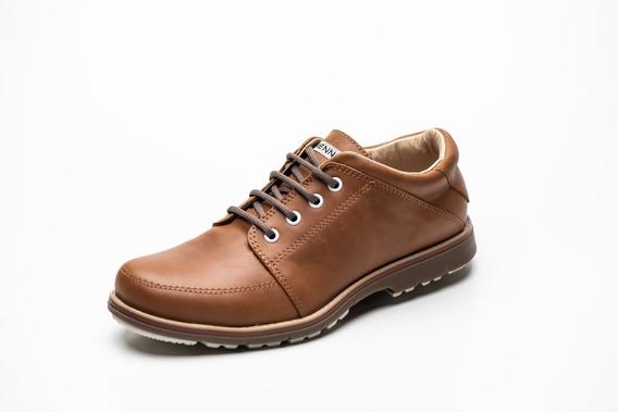 Zapato De Cuero Para Hombre Renno Calzados Modelo Taxi