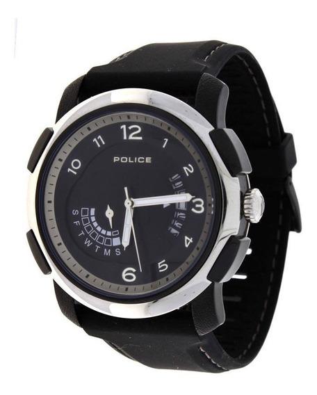 Relógio Police Exclusivo 11597j Importado - Jóia Rarissima