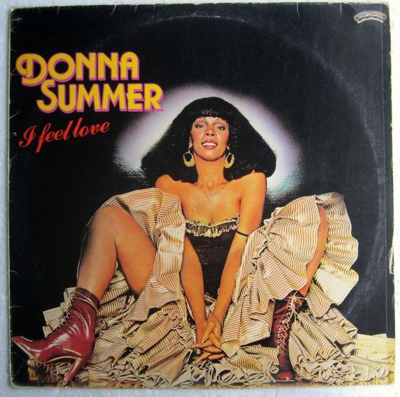 Lp Donna Summer I Fell Love