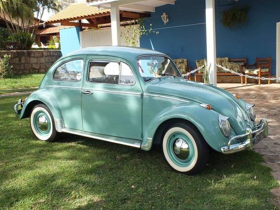 Volkswagen Vw Fusca 1962