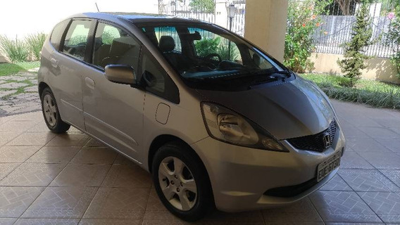 Honda Fit 2011 1.4 Lx Flex 5p