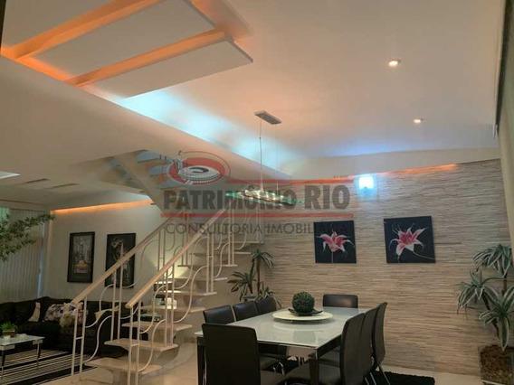 Bairro Araújo - Casa Alto Padrão - 3qtos - Pacn30044