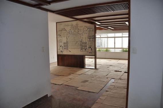 Apartamento Para Locação Em São Paulo, Bela Vista, 4 Dormitórios, 1 Suíte, 3 Banheiros, 4 Vagas - Af4075v91_1-837287