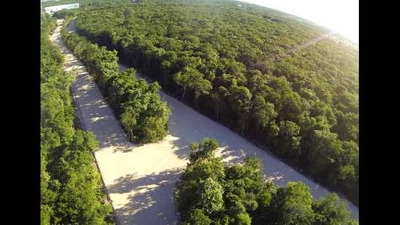 Terreno En Senderos De Mayakoba, 310 M2