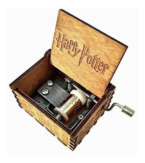 Caja Musical Harry Potter Remate