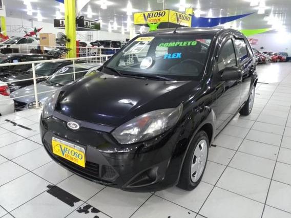 Ford Fiesta 2012 Completo Ac Troca/financio