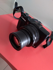 Câmera Quase Nova Canon G1x Mk Ii Promo!!!