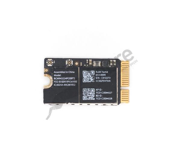 Wifi Bluetooth Airport Macbook Air A1465 1466 2012 653-0008